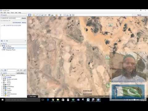 Google Earth To Excel