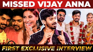 First Kiss, Thalapathy Vijay's Meeting, STR's Advice & Bigg Boss - Mahat And Prachi Couple Interview