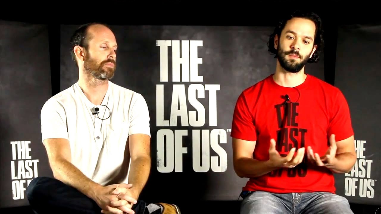 neil druckmann biography