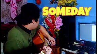 Someday by Nina / Packasz cover