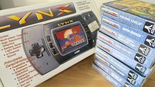 Retro Handheld Extravaganza! - Atari Lynx!