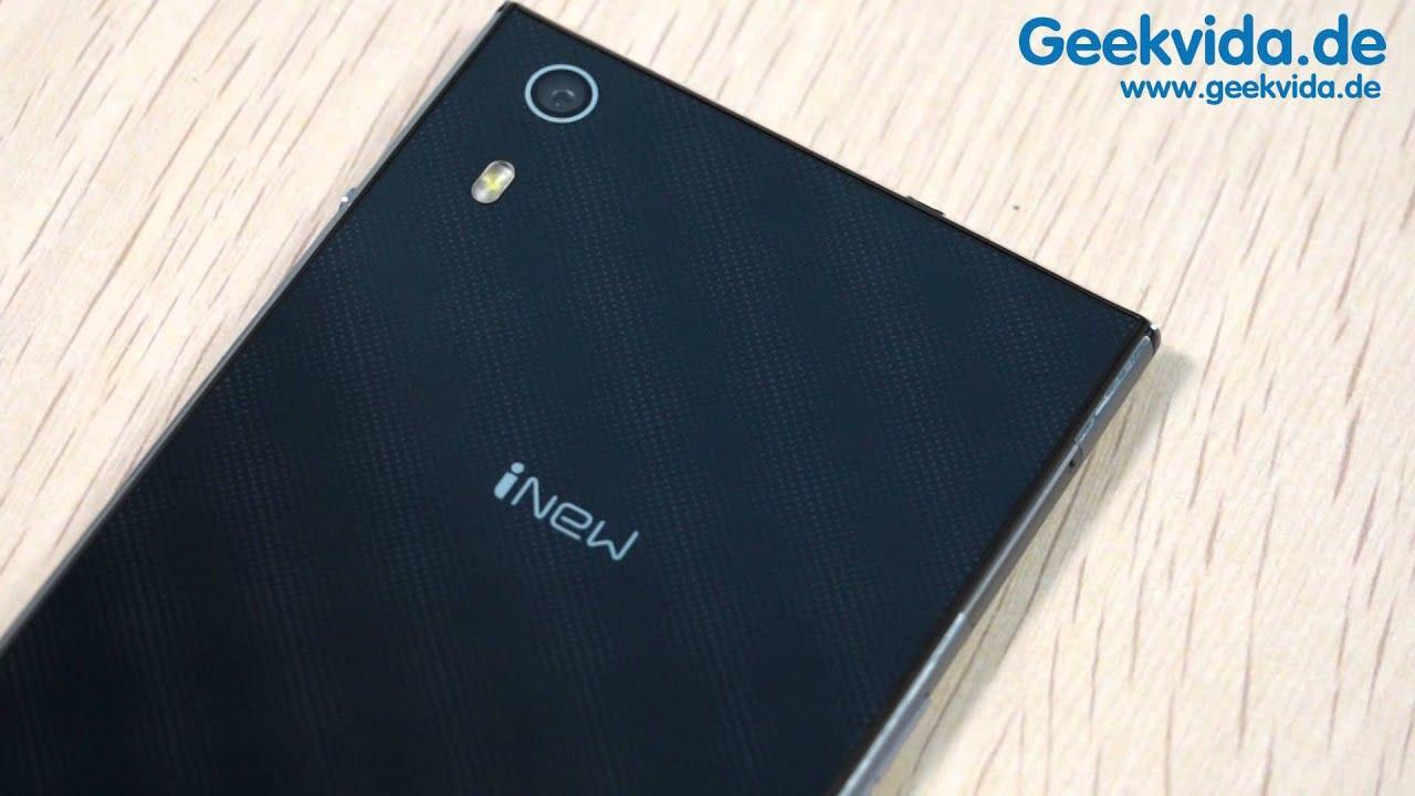 iNew L3 Dual-Gorilla-Glas 5,0 Zoll 4G 64bit MTK6735 1.3GHz ...