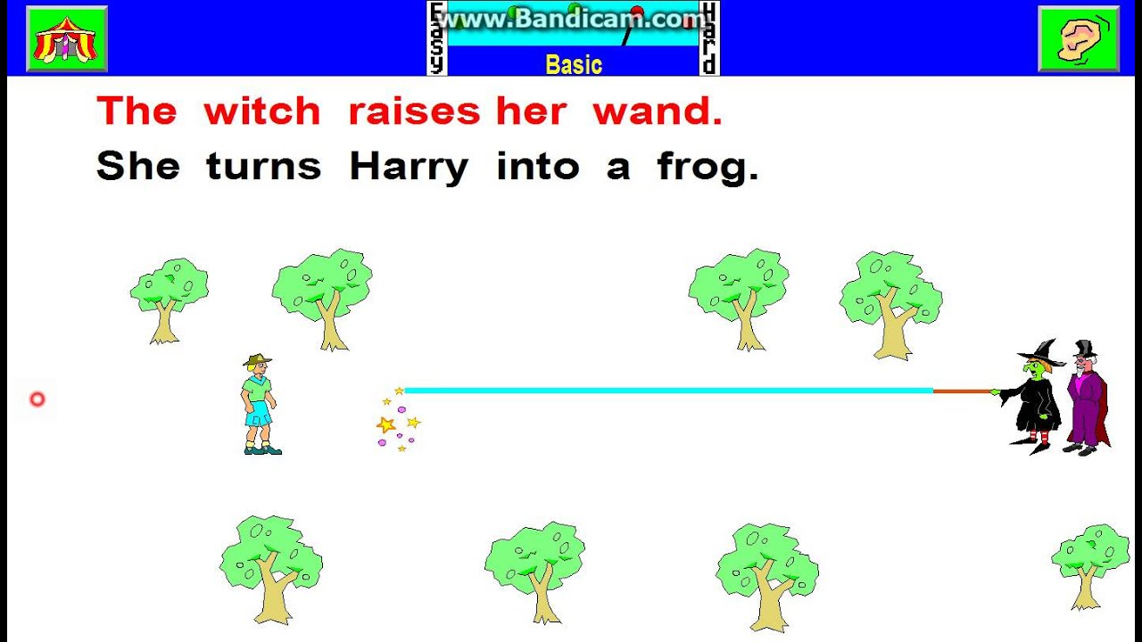 Math Circus Act 4 Witch Level in 1 minute
