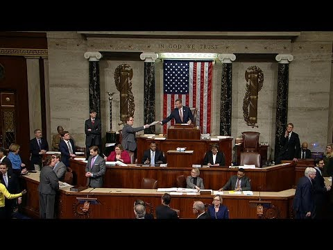 Congress approves spending bill to end brief government shutdown