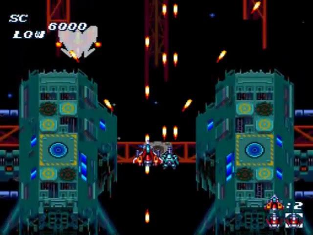Jouez à Soldier Blade sur Nec PC Engine avec nos Bartops Arcade et Consoles Retrogaming