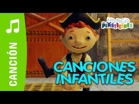 Horacio Y Los Plasticines | El Pirata Valentín | Canciones Infantiles