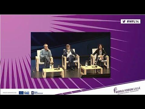 Conférence de Xavier Lépine au World Forum Lille - 22/10/2014
