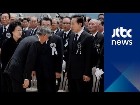 전례없는 '분노'…9년 전 시작된 문 대통령과 MB의 앙금?
