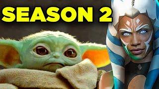 Mandalorian Season 2 Baby Yoda Origin & Ahsoka Tano Confirmed!