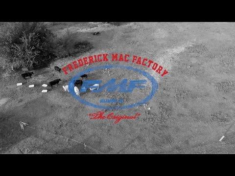 Ronnie Mac Trains For Red Bull Straight Rhythm