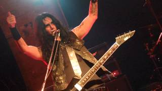 GUS G I am the fire & crazy train BEST HD
