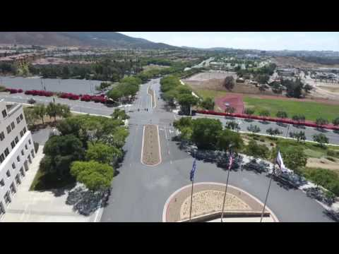Cal State San Marcos - Drone Video