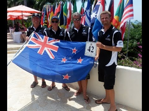 "Offshore World Championship 2014: Team #42 ""New Zealand"""