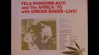 Download lagu FELA KUTI & GINGER BAKER LIVE- let's start.wmv