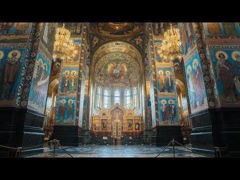 Виртуальная прогулка по храму Спас на крови<br>