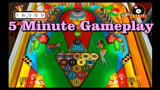 5 Min Gameplay: Pinball Hall of Fame The Gottlieb Collection