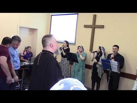 2019.06.23 1/3 Богослужение в Москве в армянской церкви