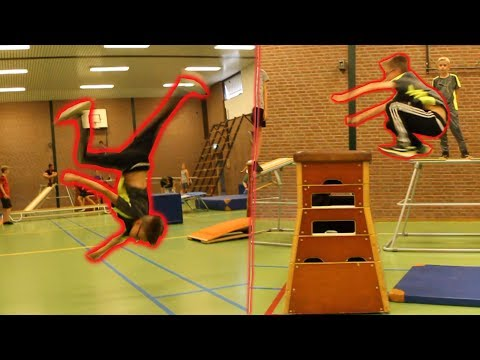CRAZIEST YOUNG FREERUNNERS !