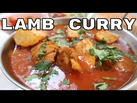 The Best Lamb Curry In The World! Indian Cooking Recipes   Cook With Anisa