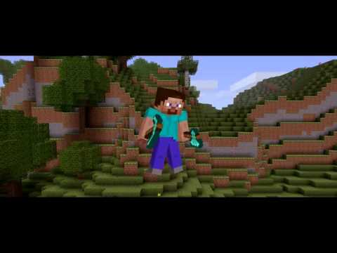 Taio cruz - Dynamite (minecraft parody) (CaptainSparklez)