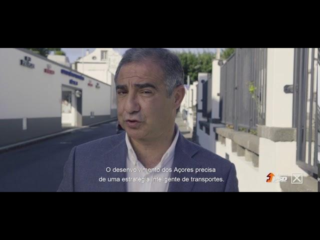José Manuel Bolieiro |  Para que todas as ilhas contem!