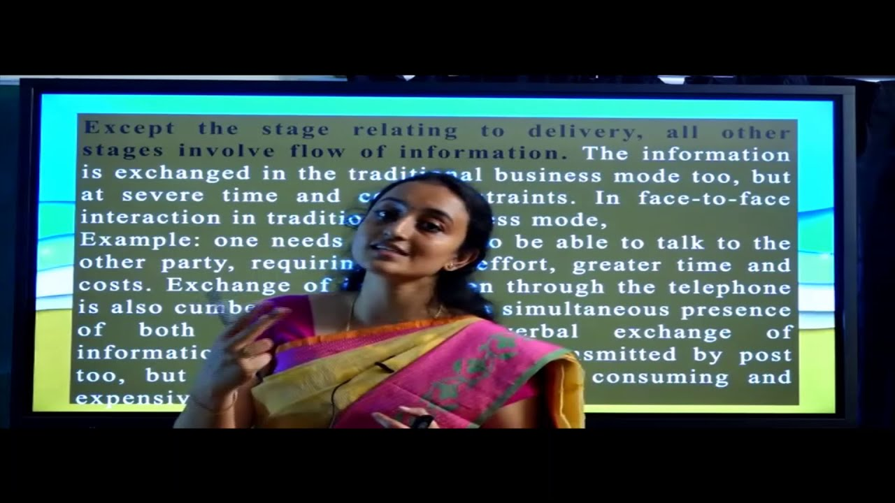 I PUC  BUSINESS STUDIES   Emerging Modes of Business - 03