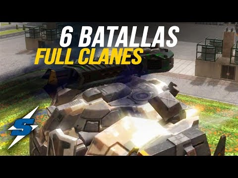 RECOPILACIÓN BATALLAS FULL CLANES | SORILOKO War Robots