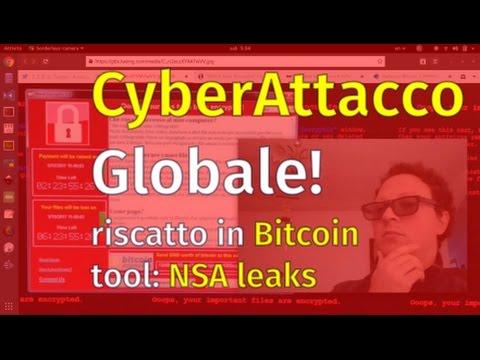 Attacco globale ramsonware bitcoin! Gli italiani pagano i riscatti? WanaCrypt0r