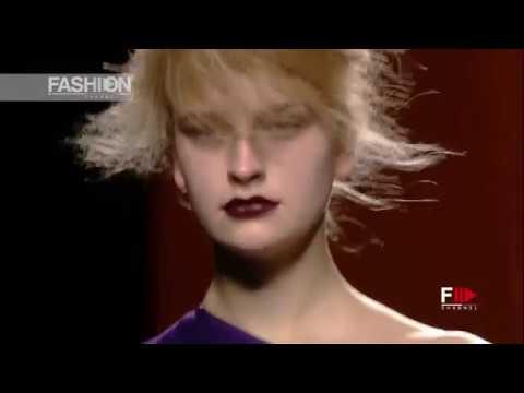 ULISES MERIDA Fall Winter 2017-18 Madrid Mercedes Benz  - Fashion Channel