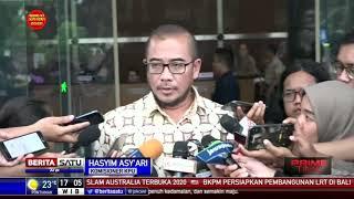 KPK Periksa Komisioner KPU Hasyim Asy'ari