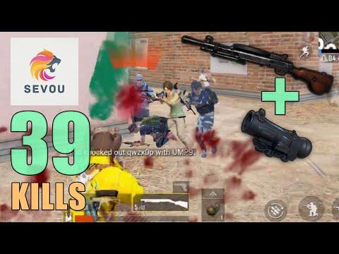 DP-28 IS THE BEST SNIPER!!!   39 KILLS   SQUAD   PUBG Mobile