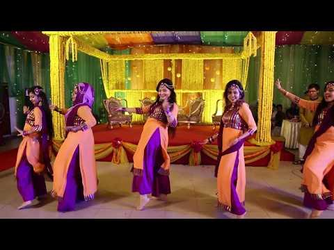 Faisal & Eshita's Holud Dance Performance
