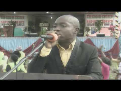 Chorus Leader Ministration At The Lord S Chosen Crusade Oji River