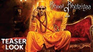 Bhool Bhulaiyaa 2 Official First Look Poster || Akshay Kumar || Kartik Aryan || Sara Ali Khan