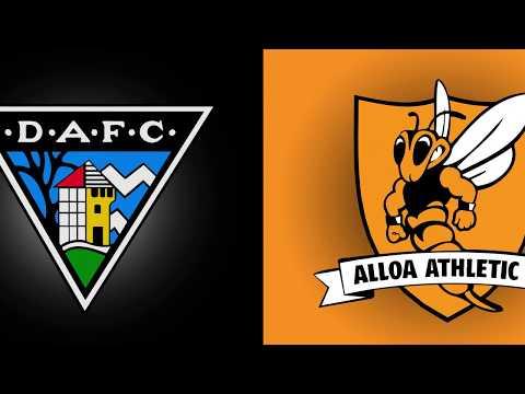 Dunfermline vs Alloa | Irn-Bru Cup | 13th October '18