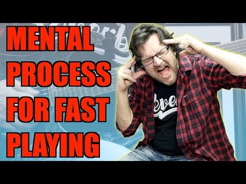 Fast Guitar Licks Sound Bad Without This Mental Step