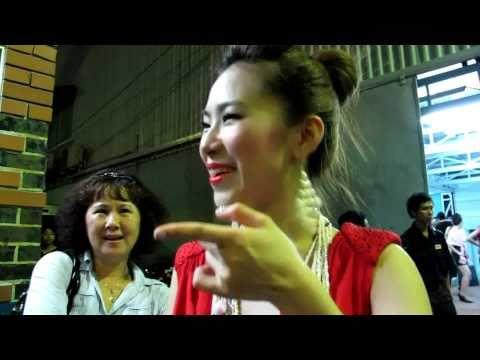 Hậu trường - Lương Bích Hữu diễn SeaShow 11.5.2011