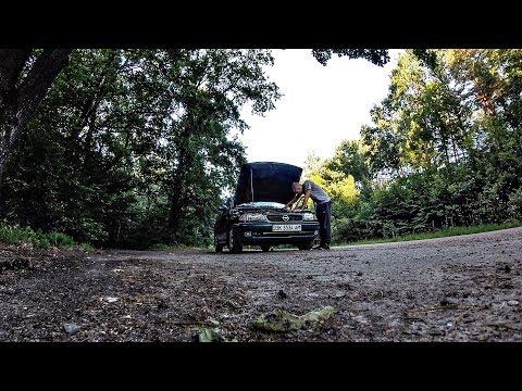 Opel Astra F Замена Антифриза, Закипел двигатель,как слить антифриз