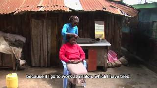 Hair highly valued - African Slum Journal