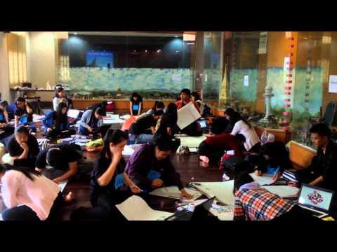 โครงการพัฒนาศักยภาพนักศึกษาด้านการเขียน SNRU