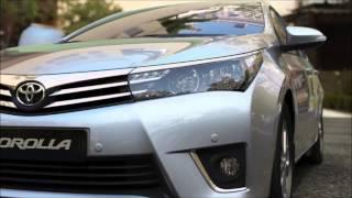 Nová Toyota Corolla 2013