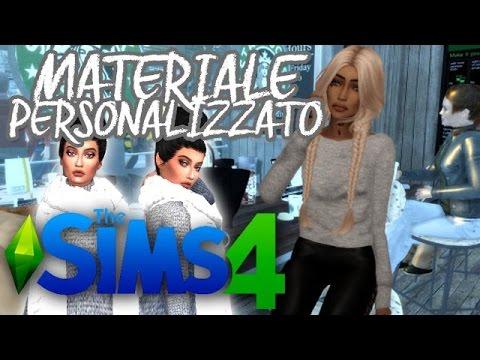 scaricare materiale personalizzato the sims 3 mac