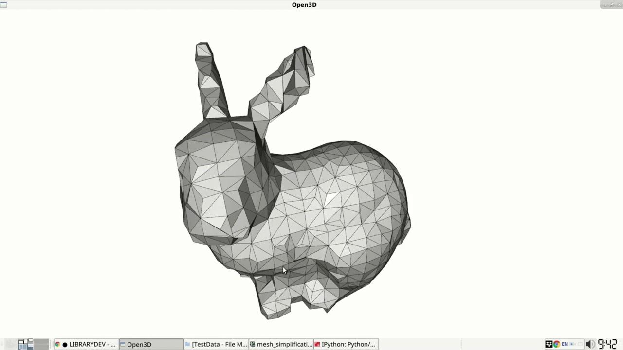 Open3D – Open3D