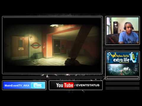 ZombiU: Electric Boogaloo Charity Stream For Children's Hospital of Philadelphia (7-23-14 / Part 2)