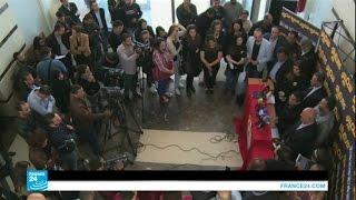 تونس: العاملون في إذاعة شمس إف إم يحتفلون باليوم العالمي لحرية الصحافة بالإضراب