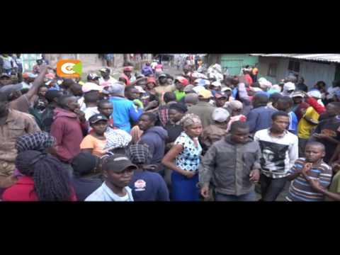 Polisi wamuua mshukiwa wa kundi la uhalifu la Gaza mtaani Dandora