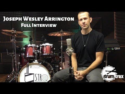 Joseph Wesley Arrington - Full Interview - [Royal Coda - A Lot Like Birds - Sianvar]