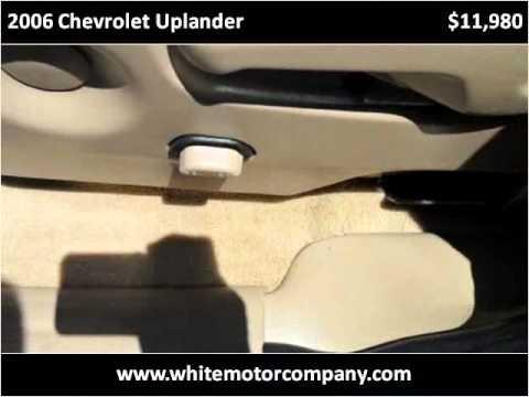 2006 chevrolet uplander used cars springfield mo youtube for White motor company springfield mo