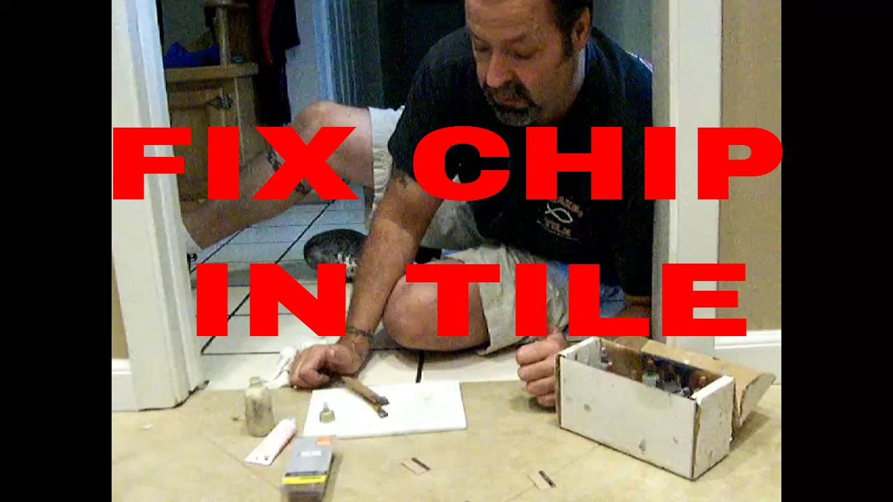 How to fix a chip in tile so it disappears daveblake license tile how to fix a chip in tile so it disappears daveblake license tile contractor dailygadgetfo Images