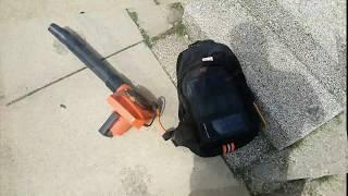 Solar Backpack Power Unit